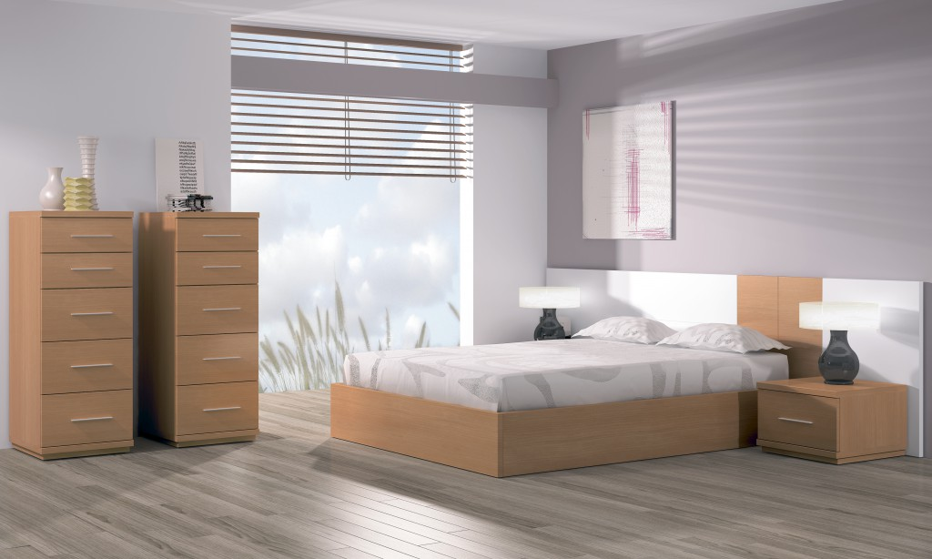 Dormitorios de matrimonio muebles s nchez y castillo for Muebles sanchez catalogo