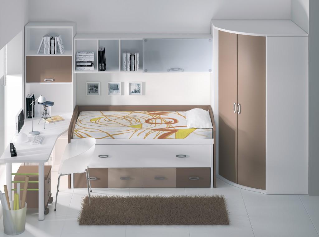 Dormitorios juveniles muebles s nchez y castillo - Muebles juveniles modernos ...
