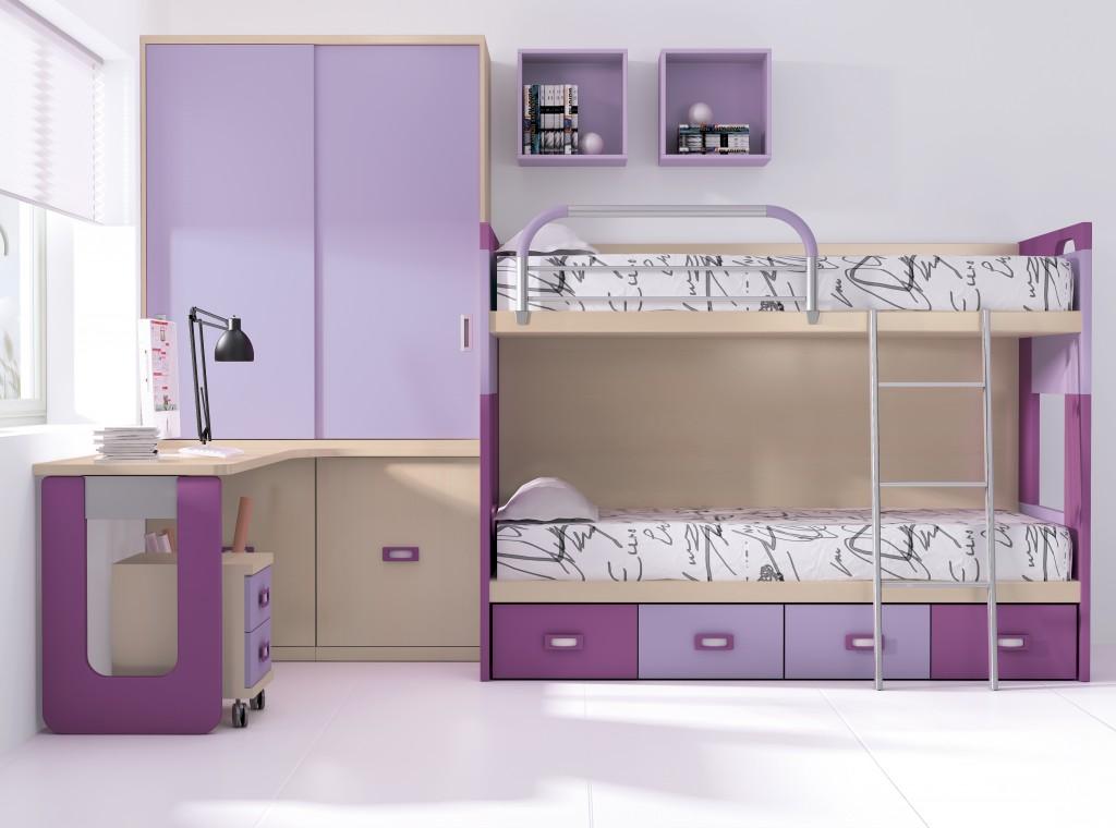 Dormitorios literas muebles s nchez y castillo - Muebles sanchez parla ...
