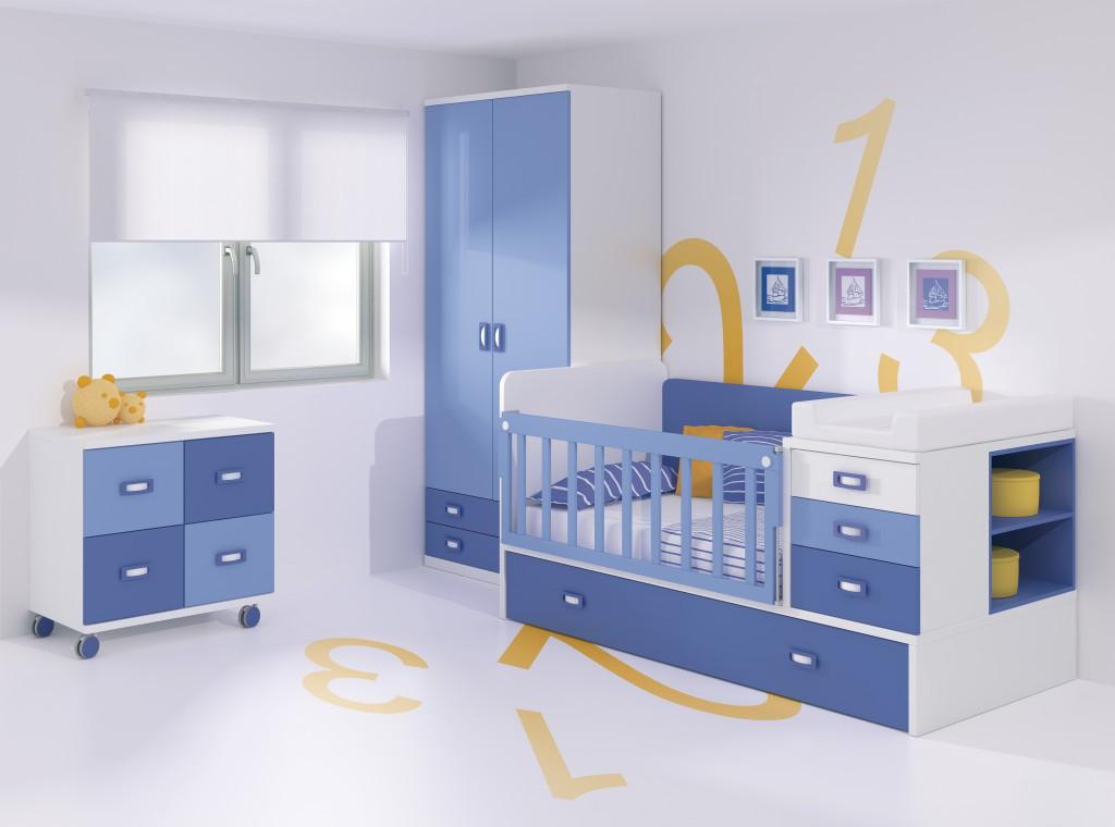 Dormitorios infantiles muebles s nchez y castillo - Modelo de cunas ...