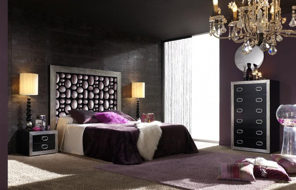 Dormitorios de matrimonio muebles s nchez y castillo for Muebles sanchez