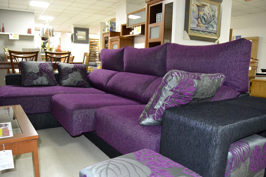 Sofa cheslong now1230 before 1548 muebles s nchez y for Sofa cheslong