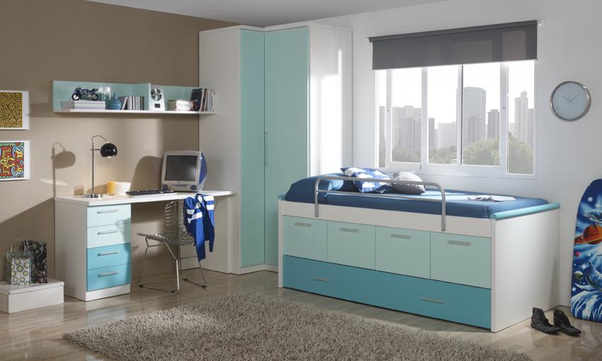 Dormitorios juveniles muebles s nchez y castillo for Muebles sanchez granada